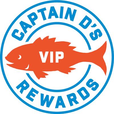 Captain D s Logo
