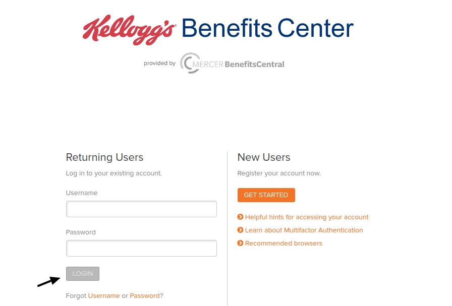 Mercer BenefitsCentral Login