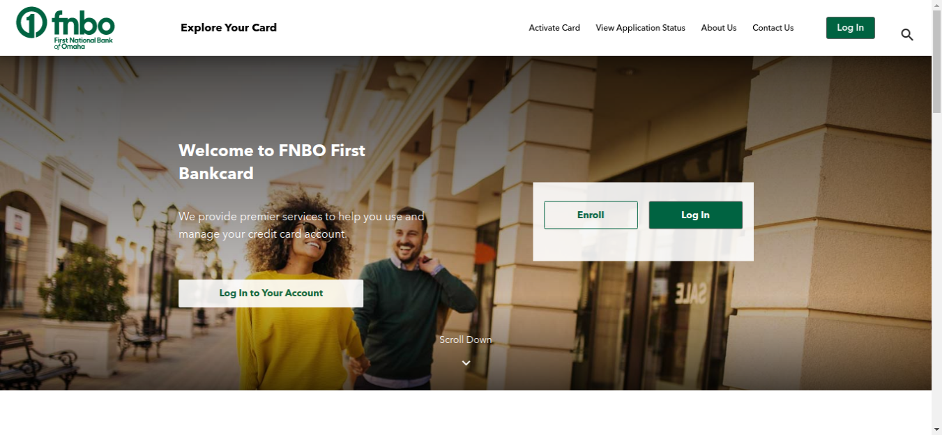 FNBO First Bank Logo