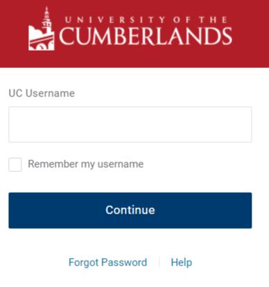 university of the cumberlands student login
