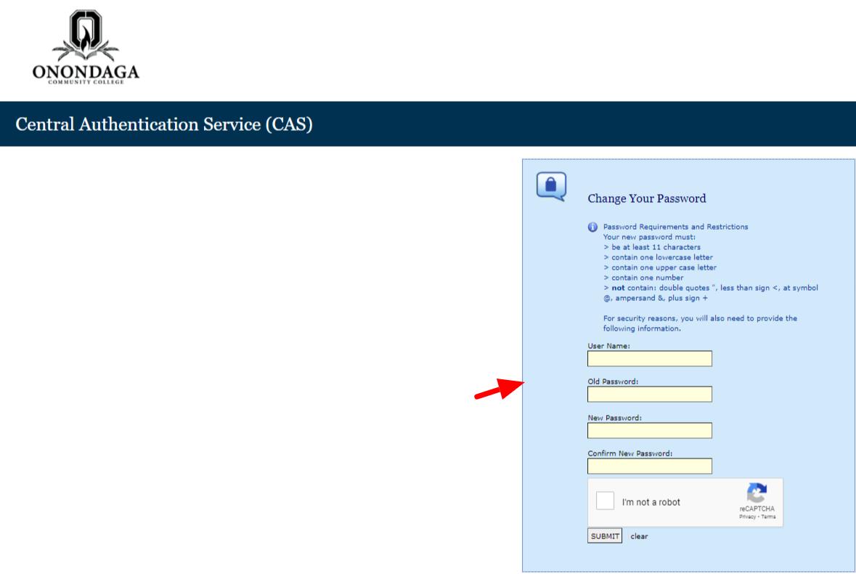 OCC Student Portal