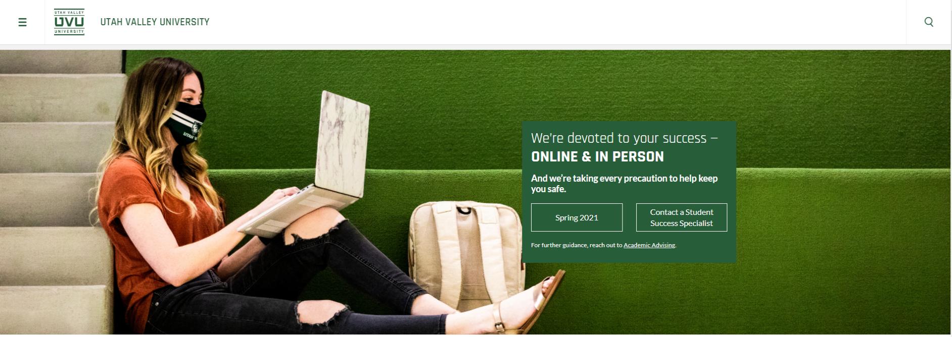 Uvu Student Portal